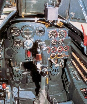 Messerschmitt-me-262-cockpit