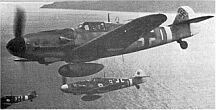 Bf -109 GBW