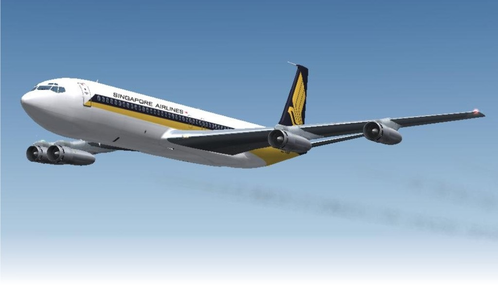 FSX-FS2004-Boeing-SINGAPORE-AIRLINES-B707-324C-3