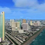 Scenery Manille philippines pour Flight Simulator 2004 et FSX