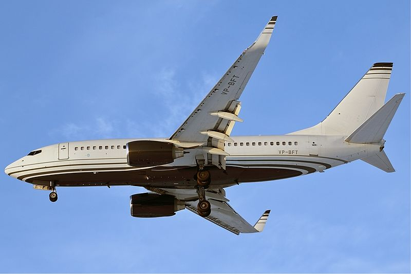 Boeing Business Jet 737 700