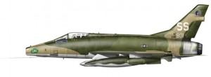 North American Aviation F100 Super Sabre