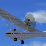 FSX Curtiss CW-1 Junior