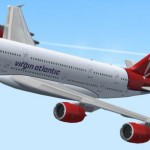 FS2004 Airbus A 380 Virgin