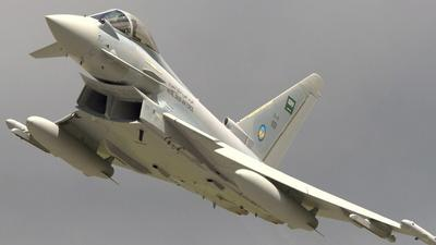 Version monoplace de l'Eurofighter Typhoon en version démonstration pour FSX, microsoft combat simulateur, CFS 1, CFS 2, 2004 et 2010