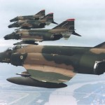 Baptême de l'air en F-4 Phantom