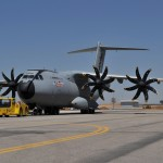 Avion de transport militaire A400M