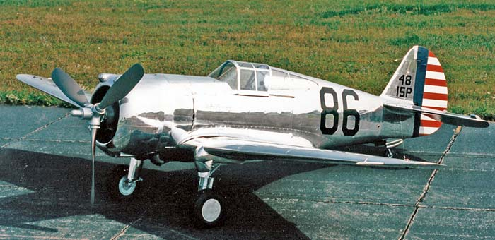 Curtiss P-36 Hawk 75
