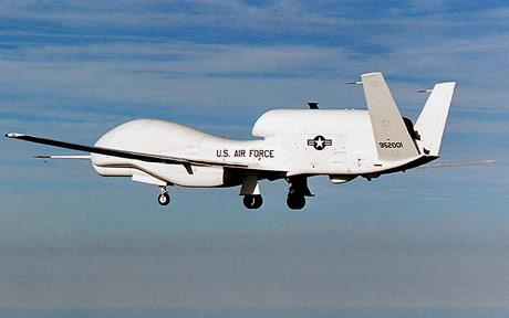 Un drone de l'US Air Force