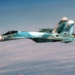 crash d'un SU-27 en Russie