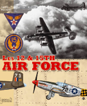 LES 12 & 15TH AIR FORCES