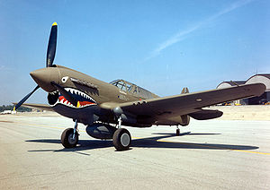 curtiss-p40-ecrase-seconde-guerre-refait-surface