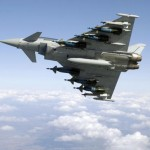 L'Eurofighter aux Emirats arabes unies