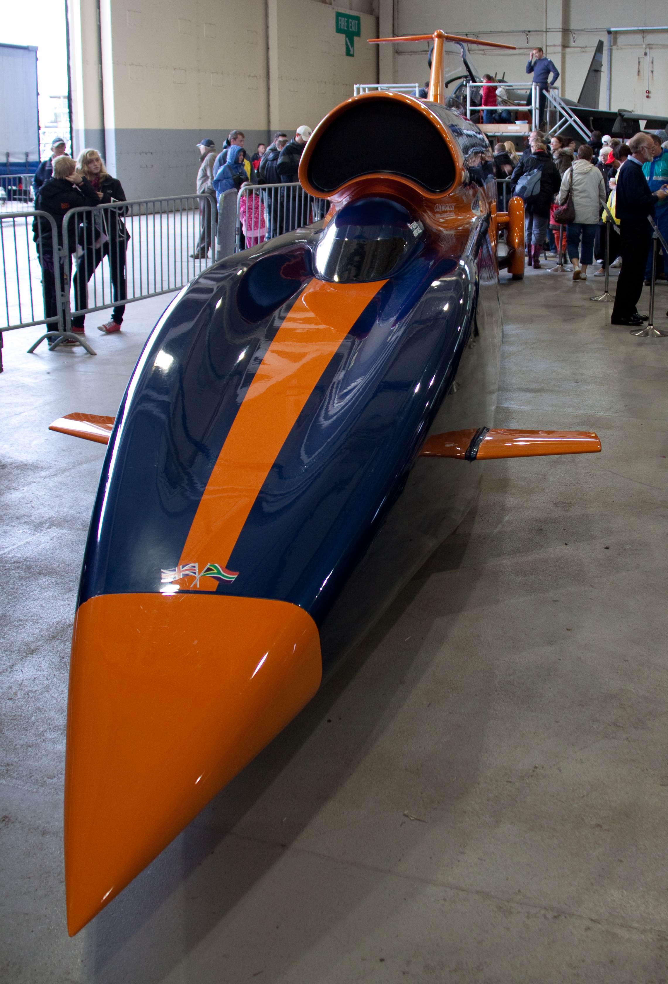 Bloodhound_1000mph_Land_speed_record_project