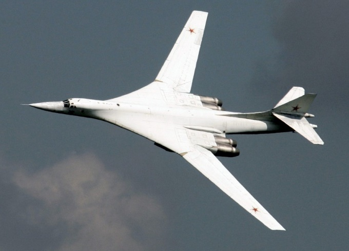 Tu-160 : le bombardier supersonique