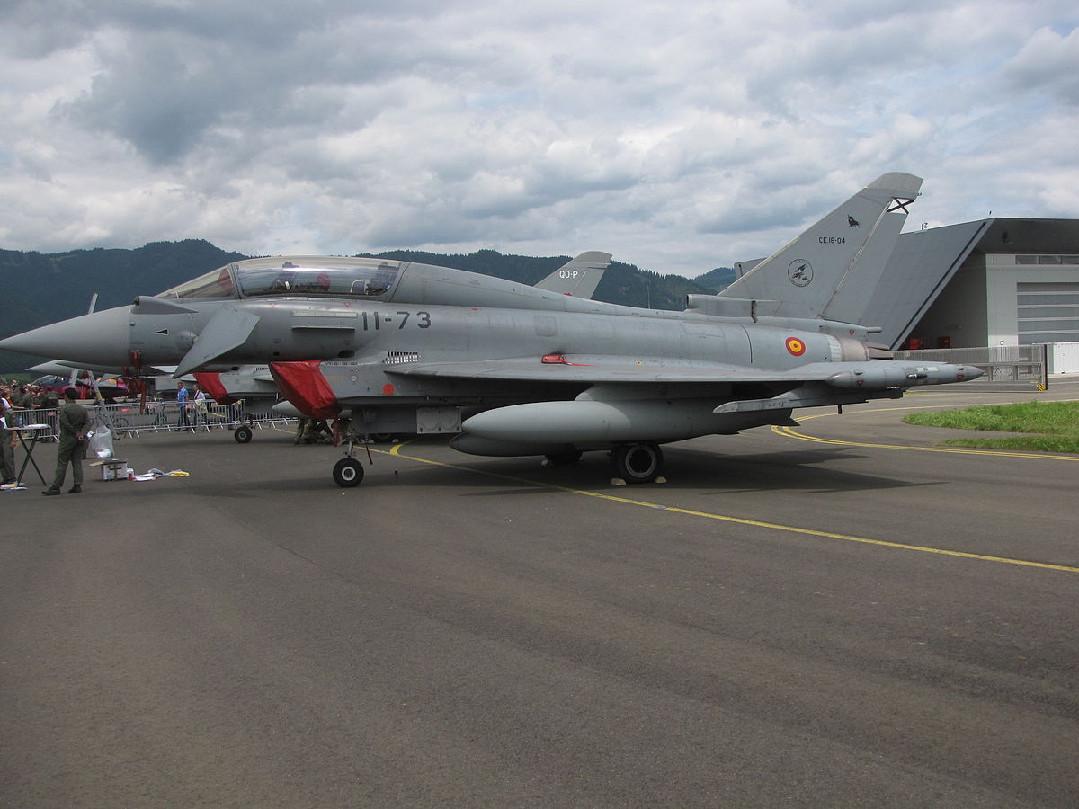 Eurofighter Typhoon de GmbH