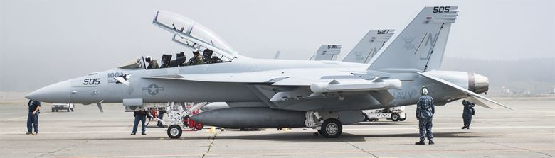 EA 18 G Growler