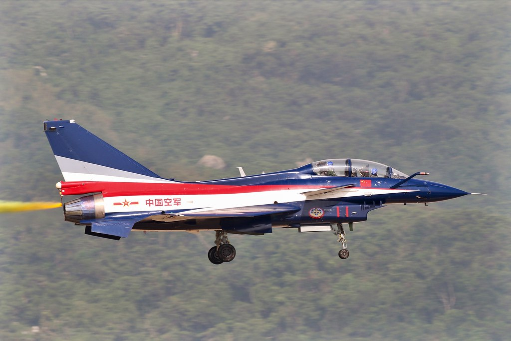 Le J-10 de Chengdu Aircraft Corporation