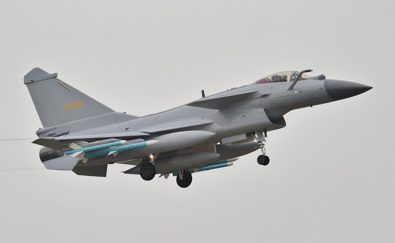 chengdu J-10 de Chengdu Aircraft corporation